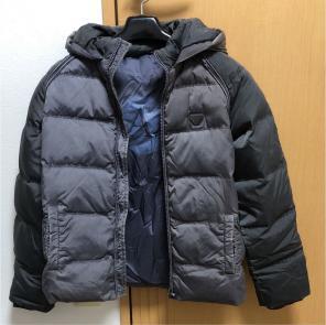 outlet store 54863 8ca1e アルマーニ ジュニア ダウンジャケットの中古/新品通販 ...