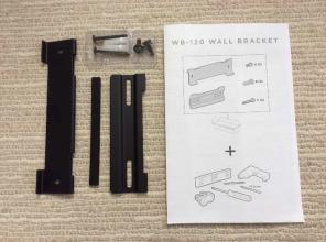 Bose Wb 120 Wall Mount Kit
