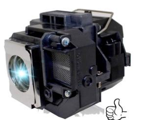 ELPLP54 交換用ランプ ☆EPSON