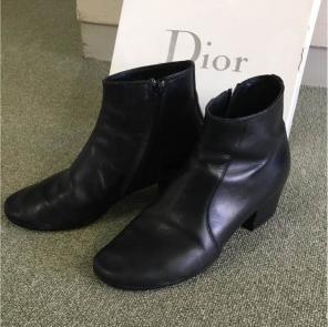 separation shoes 83c7e d3f0f ディオール ブーツの中古/新品通販【メルカリ】No.1フリマアプリ
