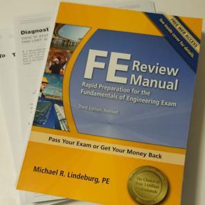 fe review manual third edition