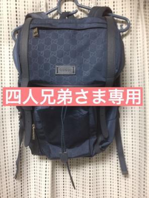 cheaper fd546 bc47d グッチ リュック ナイロンの中古/新品通販【メルカリ】No.1 ...