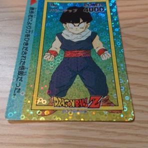 Part 5 Dragon Ball Z Mini Card Amada 222