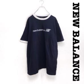 019ea592ad7e8 NEW BALANCE/ニューバランス 90's 半袖tシャツ ブランドロゴ