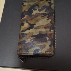 37532f614dc5 プラダ 迷彩 財布商品一覧 - メルカリ スマホでかんたん購入・出品 ...