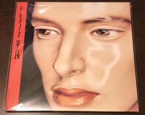 ドレスコーズ 志磨遼平 【平凡 】アナログ盤 レコード LP