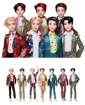 bts 防弾少年団 コア ファッションドール jinの中古/新品通販