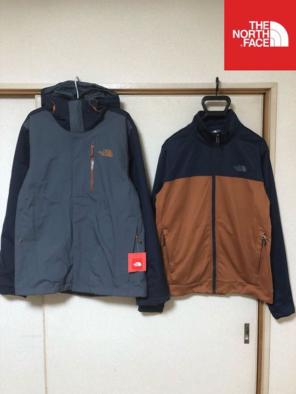 6e86e854b THE NORTH FACE 3way DRYVENTの中古/新品通販【メルカリ】No.1フリマアプリ