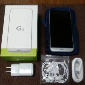lg g5の中古/新品通販【メルカリ】No 1フリマアプリ