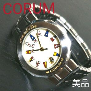 new product b9fb6 c652a CORUM 時計 国旗の中古/新品通販【メルカリ】No.1フリマアプリ