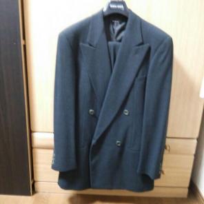huge selection of c04f3 22b52 ジョルジオ アルマーニ スーツ 黒ラベルの中古/新品通販 ...