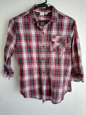 ab7c653fc6459 ユニクロ チェックシャツの中古/新品通販【メルカリ】No.1フリマアプリ