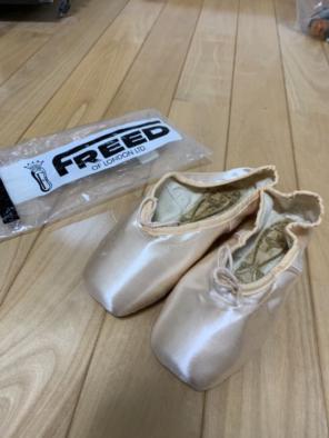 16341c669301b8 トゥシューズ バレエ FREED商品一覧 - メルカリ スマホでかんたん購入 ...