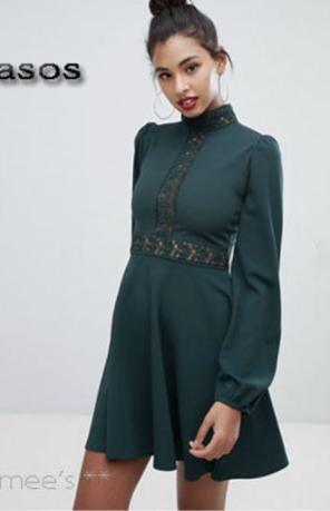 7b70b1c900c47 ASOS ワンピース ドレス ミニワンピ