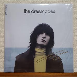 the dresscodes ドレスコーズ 1 LP レコード 限定サイン入
