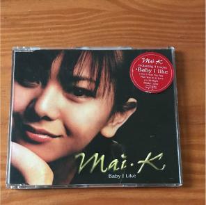 倉木麻衣 mai-k Baby I Like商品...