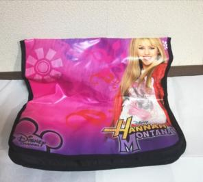 """OFFICIAL DISNEY HANNAH MONTANA BATH MAT--BRAND NEW WITH TAGS 17/"""" BY 27.5/"""""""
