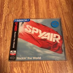 Rockin the world 初回 B SPYAIR...