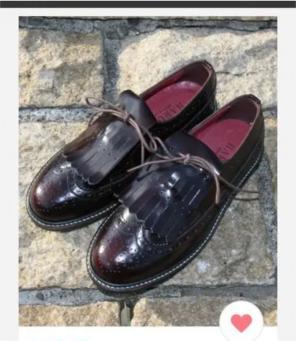d94b9e8b7d6090 HARUTA 学生靴. ¥ 2,500. 3. HARUTA ローファー ウイングチップシューズ ダークブラウン 23.5cm