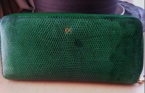 quality design 3c74b 478ff リザード ラウンドファスナー 長財布の中古/新品通販【メルカリ ...