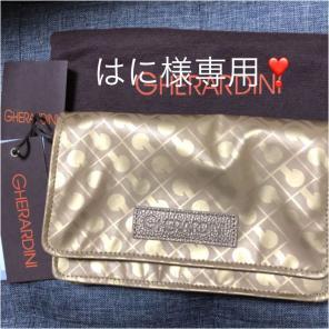 c0a6cb0e2449 ゲラルニーニ ポーチ 財布. ¥ 5,500. 1. (税込). ゲラルディーニ長財布にもなります❣️