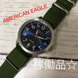 new product d91b5 da36c アメリカンイーグル 時計の中古/新品通販【メルカリ】No.1フリマ ...