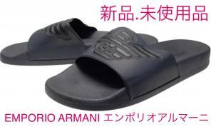 buy online 69fd2 4f992 エンポリオアルマーニ サンダル メンズ EMPORIO ARMANI 【中古 ...