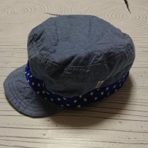 a26c5dd2ed430 新品 ミキハウス 52cm 帽子 ハンチング タレ付き帽子 日よけ付き. ¥ 1,800. 4. (税込) · 新品 未使用 ミキハウス リバーシブル  帽子 キャップ