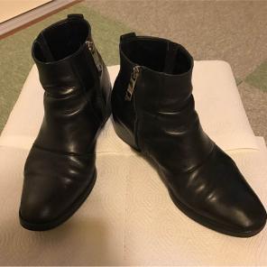 separation shoes e033e 2e57f ヒールブーツ ディオールオムの中古/新品通販【メルカリ】No.1 ...