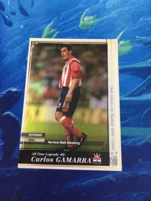 WCCF16-17 カルロス・ガマーラの...