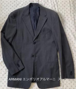 size 40 c5b46 94d63 エンポリオ アルマーニ セットアップの中古/新品通販【メルカリ ...