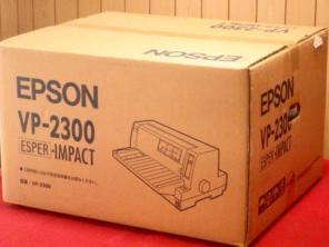 ( VP-2300 ) (ドットプリンタ) EPSON ESPER IMPACT VP-2300