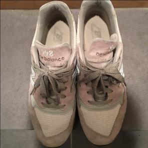 2da005f837356 NEW BALANCE ニューバランス 998 M998 MADE IN U.S.A. GREY M998GY ...