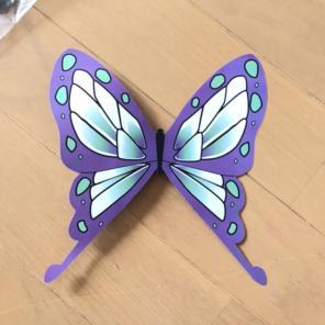 メルカリ , 羽織のみ(足の部分付き) 胡蝶しのぶ s 鬼滅の刃