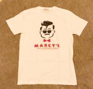 62301f2702e88 MARCY'S マーシーズTOD復刻Tシャツ 田代まさし marcysくっきー着