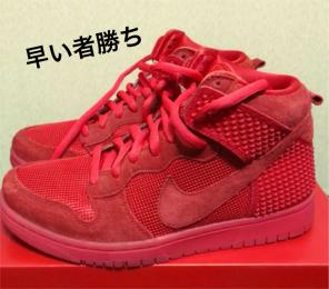 reputable site 40628 741f5  ⠀激レア NIKE DUNK CMFT PRM  RED OCTOBER