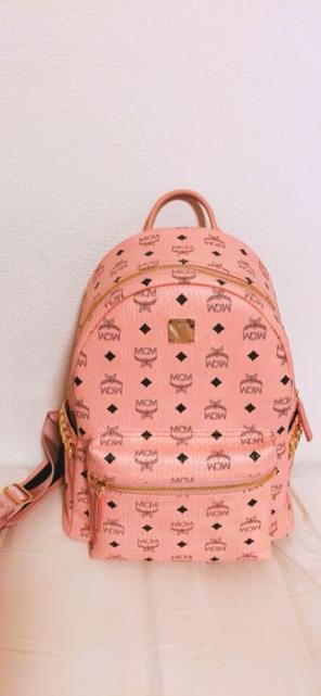 11b69c2f9c82 mcm バック ピンク商品一覧 - メルカリ スマホでかんたん購入・出品 ...