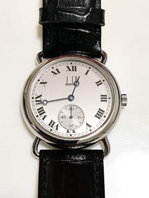 0024c33582ad ダンヒル 腕時計!100周年限定モデル センテナリーメンズ 極上美品 最終値下げ