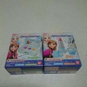 アナと雪の女王 プリンセスメイクアップセット の中古/新品通販