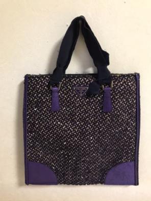 f02873dfcdd6 プラダ ツイード バッグ商品一覧 - メルカリ スマホでかんたん購入・出品 ...