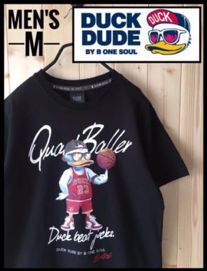 b5dbc55c0495c6 Tシャツ 半袖 B ONE SOUL DUCK DUDE ビーワンソウル M