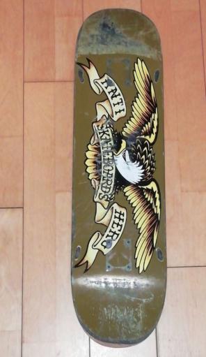 Antihero Eagle Skateboard Sticker New Anti Hero skate board sk8 skating bird