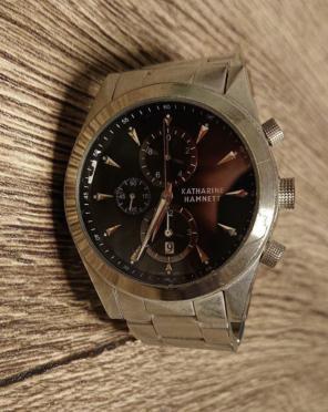 f5fc9750e3 キャサリン ハムネット メンズ 時 計 KATHARINE HAMNETT. ¥ 5,555. 1. KATHERINE HAMNETT 腕時計  クロノグラフ