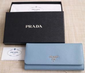 9da4473f4e39 プラダ サフィアーノ 財布 ブルー商品一覧 - メルカリ スマホでかんたん ...