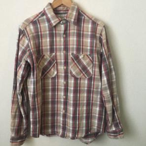 スタンダードカリフォルニア ネルシャツの中古/新品通販