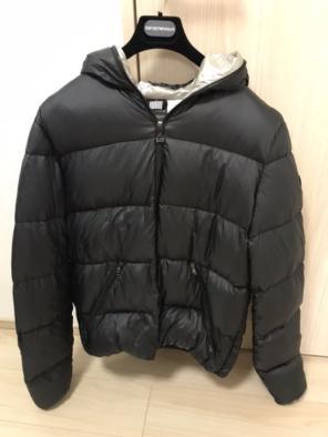 best cheap 78749 3750b エンポリオ アルマーニ ダウンジャケットの中古/新品通販 ...